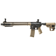 King Arms M4 TWS KeyMod Dinosaur Elite Vollmetall S-AEG 6mm BB Dark Earth