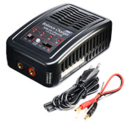 ASG Auto-Stop Charger Ladegerät f. LiPo / LiFe 2-4S 1-3A 30W 230V