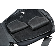 UTG Competition Shooter Double Pistol Case / Pistolentasche schwarz