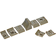 Strike Industries KeyMod Handstop / Rail Covers Set Flat Dark Earth