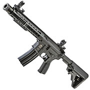 Evolution Airsoft Recon UX4 10 Zoll Carbontech S-AEG 6mm BB schwarz