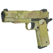 Nuprol Raven M1911 MEU Railed Vollmetall GBB 6mm BB Camo