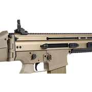 Versandrückläufer VFC Socom-H Vollmetall Gas-Blow-Back 6mm BB tan