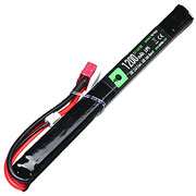 Nuprol Power Series LiPo Akku 7,4V 1200mAh 20C / 40C Slim Stick-Type m. Deans Anschluss