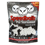 Speedballs Pro Tournament BBs 0.30g 4.000er Beutel weiss