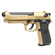 KLI M92 Sahara Limited Edition Vollmetall GBB 6mm BB Desert Tan