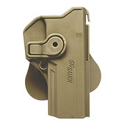 IMI Defense Level 2 Holster Kunststoff Paddle für Sig Sauer P250 FS / P320 FS Modelle Tan