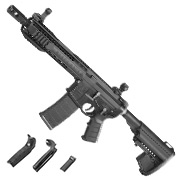 King Arms Black Rain Ordnance Fallout 15 Shorty Vollmetall S-AEG 6mm BB schwarz