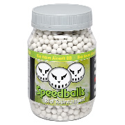 Speedballs Bio Tournament BBs 0.36g 2.000er Container weiss