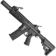 APS M4 Raptor ASR-Series Vollmetall BlowBack S-AEG 6mm BB schwarz