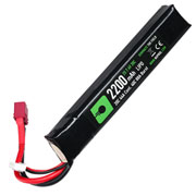 Nuprol Power Series LiPo Akku 7,4V 2200mAh 20C / 40C Stick-Type m. Deans Anschluss