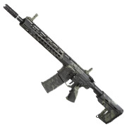 APS Phantom Extremis Rifle MK2 Vollmetall BlowBack S-AEG 6mm BB Multicam Black