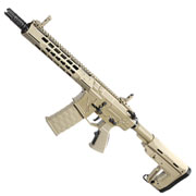 APS Phantom Extremis Rifle MK1 Vollmetall BlowBack S-AEG 6mm BB Tan