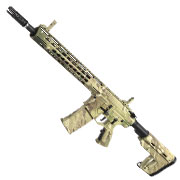 APS Phantom Extremis Rifle MK2 Vollmetall BlowBack S-AEG 6mm BB Multicam