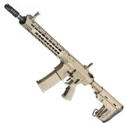 APS Phantom Extremis Rifle MK2 Vollmetall BlowBack S-AEG 6mm BB Tan