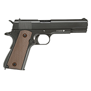 King Arms M1911-A1 Cal. 45 Vollmetall GBB 6mm BB Original-Grey
