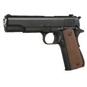 King Arms M1911-A1 Vollmetall GBB 6mm BB schwarz