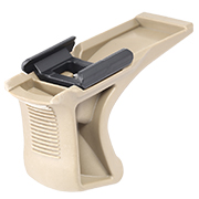 Evolution Hand Rest / KAG Vertical Grip für 20 - 22 mm Schienen Tan