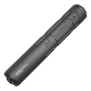 G&G GOMS MK5 Aluminium Tactical Silencer 210mm 14mm- schwarz