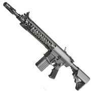 VFC KAC SR25 ECC Enhanced Combat Carbine Vollmetall Gas-Blow-Back 6mm BB schwarz