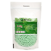 BB King Precision BBs 0.20g 2.000er Beutel Zombie Green