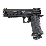 EMG / STI International TTI Combat Master 2011 JW3 Vollmetall GBB 6mm BB schwarz