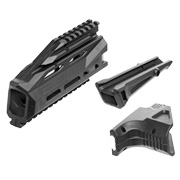 ASG ATEK Complete Conversion Kit f. ASG CZ Scorpion EVO 3 - A1 schwarz - Mid-Cap Version