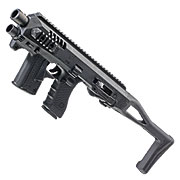 CAA Airsoft Division Micro RONI Conversion Kit f. TM / KSC / VFC / WE G17 / G18C / G22 / G31 schwarz