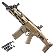 Wei-ETech MSK Short-Version Vollmetall S-AEG 6mm BB tan