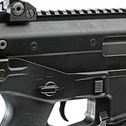 Wei-ETech MSK Long-Version Vollmetall S-AEG 6mm BB schwarz