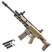 Wei-ETech MSK Long-Version Vollmetall S-AEG 6mm BB tan