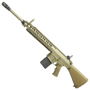 VFC KAC SR25 M110 SASS Sniper System Vollmetall Gas-Blow-Back 6mm BB Tan