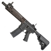 GHK Colt / Daniel Defense MK18 MOD1 Vollmetall Gas-Blow-Back 6mm BB Dualtone