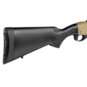 Golden Eagle M8872 Vollmetall Pump Action Gas Shotgun 6mm BB Tan