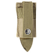 Elite Force Airsoft Kill Rag / Dead Rag mit Molle-Tasche Flat Dark Earth