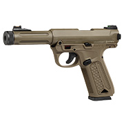 Action Army AAP-01 Assassin Pistol Polymer GBB 6mm BB Flat Dark Earth