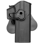 Amomax Tactical Holster Polymer Paddle Sig Sauer P320 Full Size Rechts schwarz
