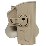 Amomax Tactical Holster Polymer Paddle für Sig Sauer SP2022 Rechts Flat Dark Earth