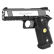 Wei-ETech Hi-Capa 4.3 Special Edition Vollmetall GBB 6mm BB silber - Maple Leaf Inside