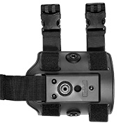 Amomax Tactical Holster Drop Leg Plate / Beinplattform schwarz