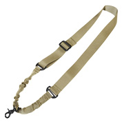 Amomax 1-Punkt Bungee Universal Tactical Tragegurt Type 1 Coyote Brown
