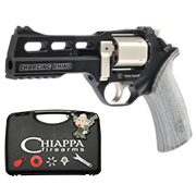 BO Manufacture Chiappa Charging Rhino 50DS Revolver Vollmetall CO2 6mm BB schwarz - Limited Edition