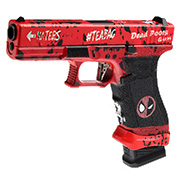 Ascend DP17 Force Trigger Version m. Metallschlitten GBB 6mm BB DP Painted Edition