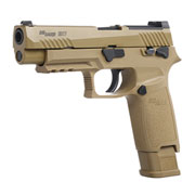 VFC Sig Sauer ProForce P320-M17 m. Metallschlitten Gas-Blow-Back 6mm BB Coyote Tan