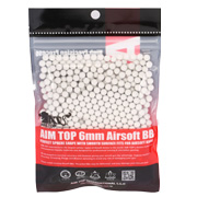 AIM Top High Precision 0.25g 1.000er Beutel weiss