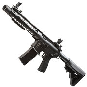 Evolution Airsoft Recon S 10 Amplified Carbontech S-AEG 6mm BB schwarz