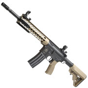 Evolution Airsoft Recon S 14.5 Carbontech S-AEG 6mm BB Black 'n' Tan