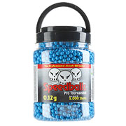 Speedballs Pro Tournament BBs 0,12g 5.000er Container blau