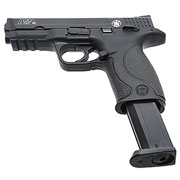 KWC Smith & Wesson M&P40 TS mit Metallschlitten CO2 BlowBack 6mm BB schwarz