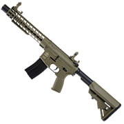 Evolution Airsoft Recon S 10 Amplified Carbontech S-AEG 6mm BB Tan